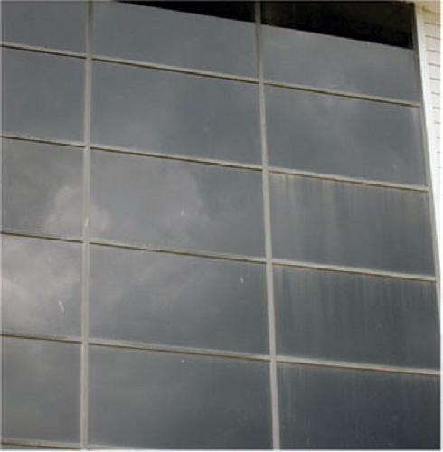Грязный фасад